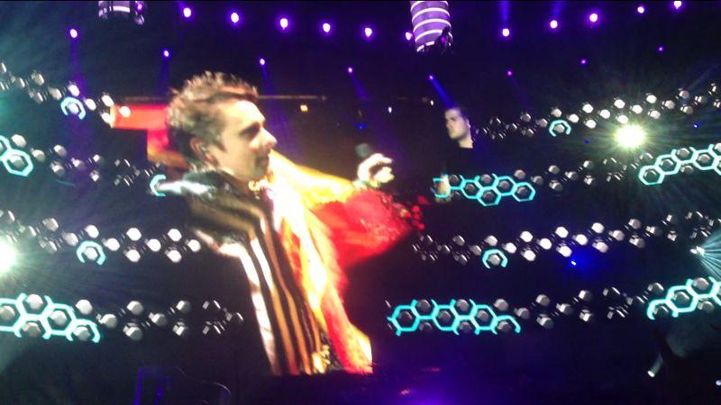 Muse: la anécdota sobre la bandera española